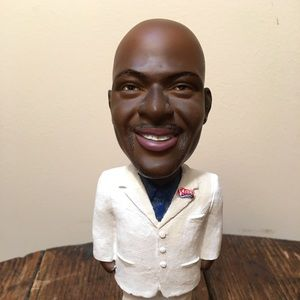 Other - World B Free Limited Edition Bobblehead